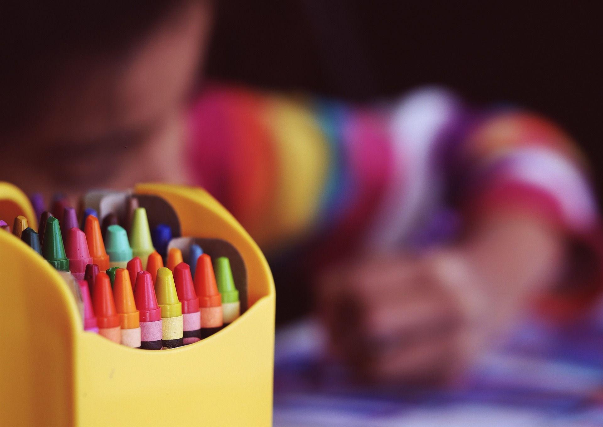 ayudar a mi hijo para que sea creativo
