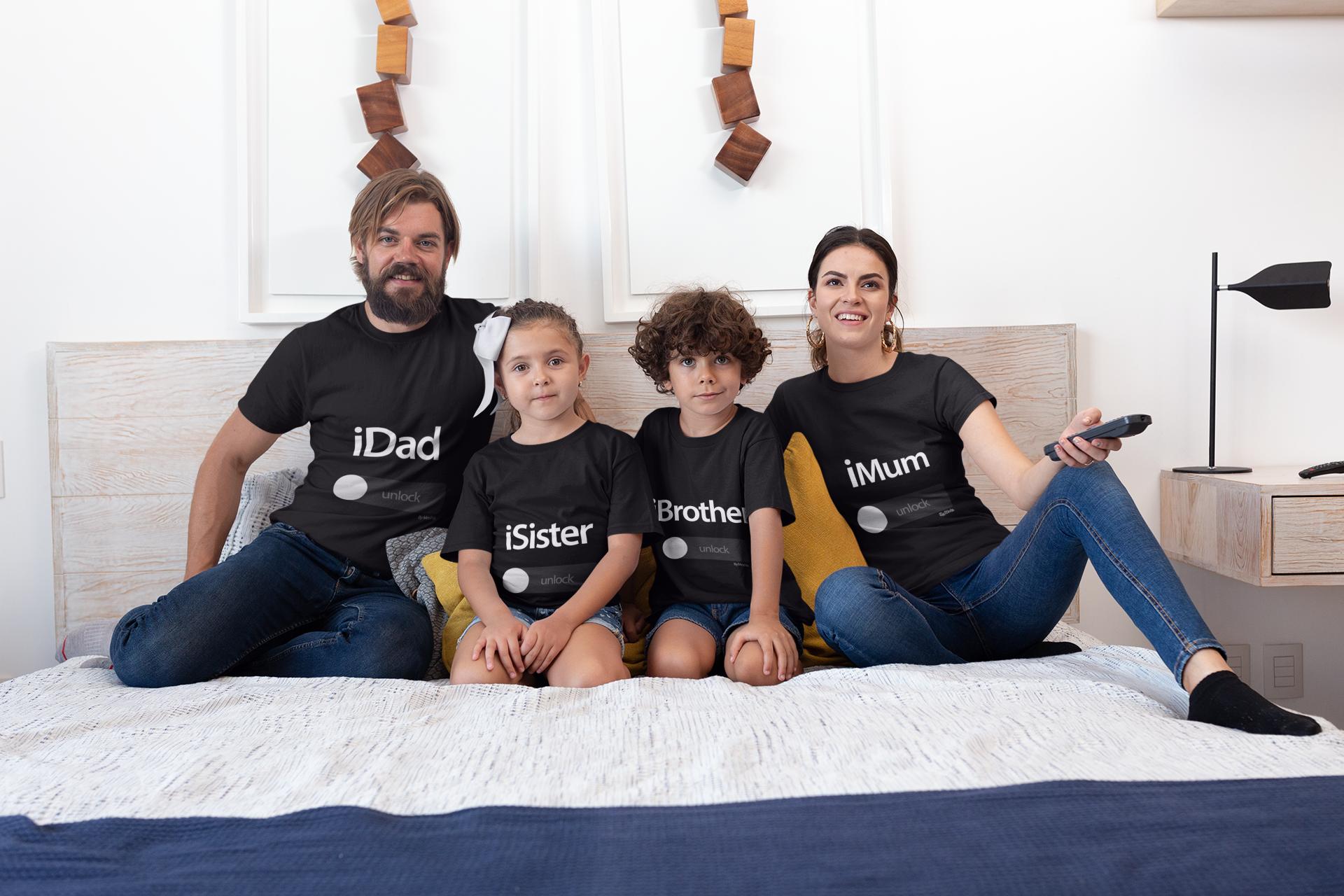 Camiseta para vestir igual madre e hijo
