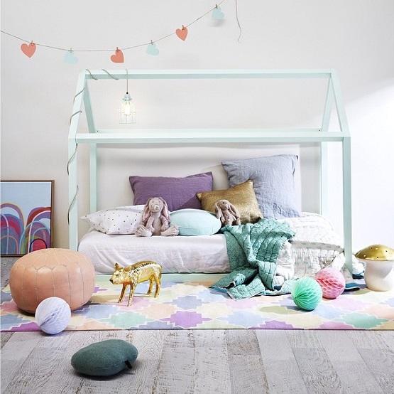 Donde comprar cama en forma de casa | Hello Papis