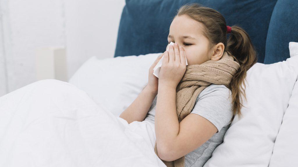 17 formas de evitar resfriados de niños y mayores en invierno