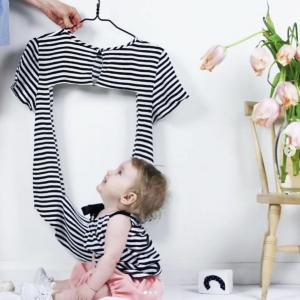 convertir ropa vieja en ropa infantil