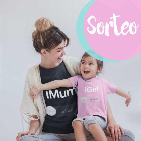 sorteo camiseta para madres