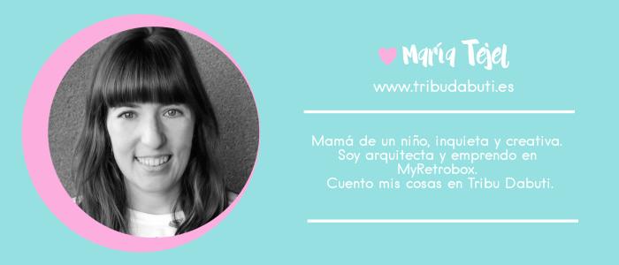 Colaboradora María Tribudabuti