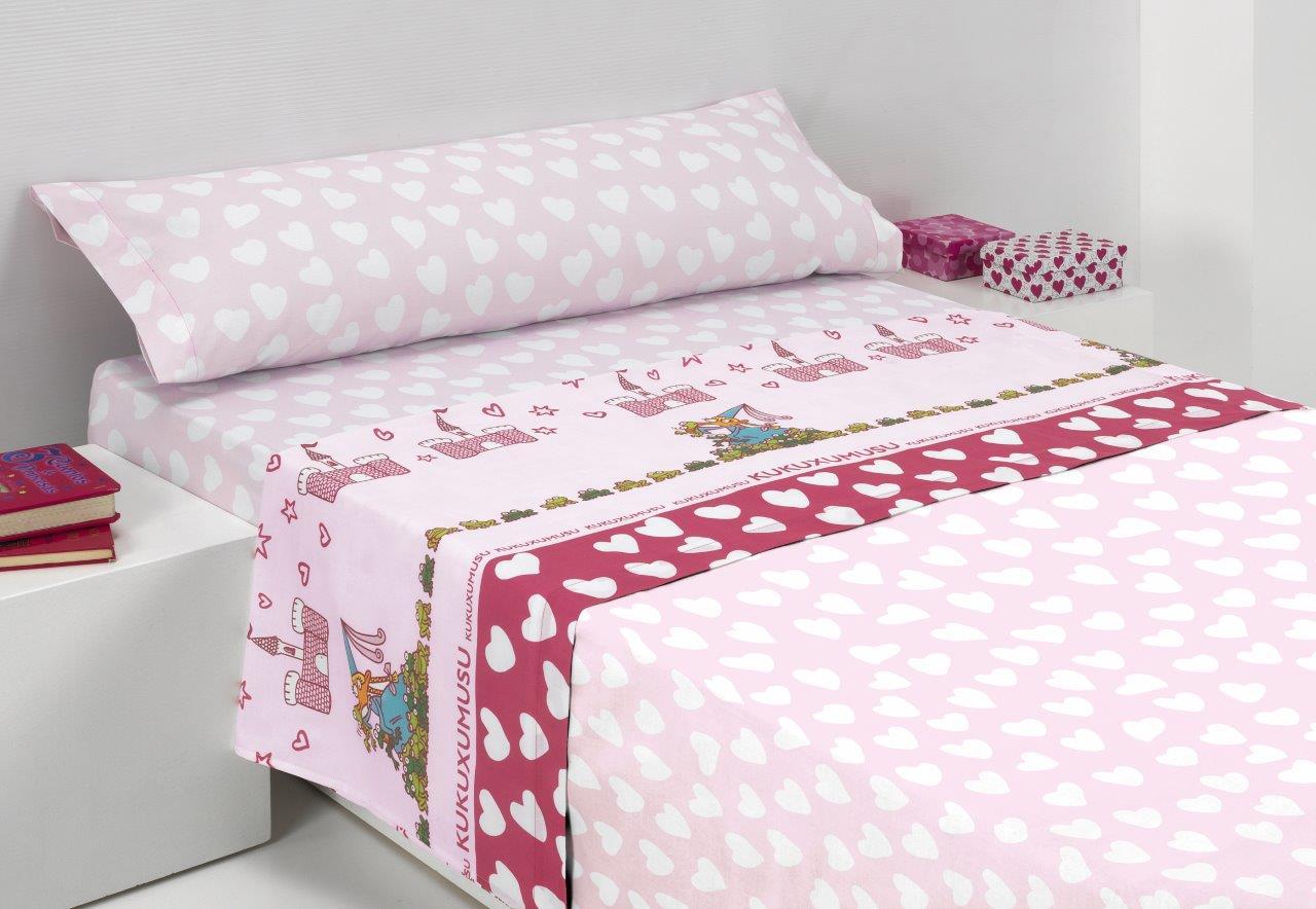 Don textil ropa de cama infantil hello papis for Textil cama